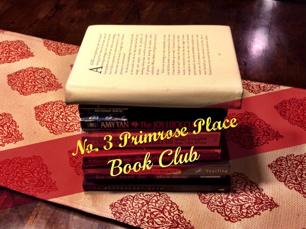 No. 3 Primrose Place Book Club