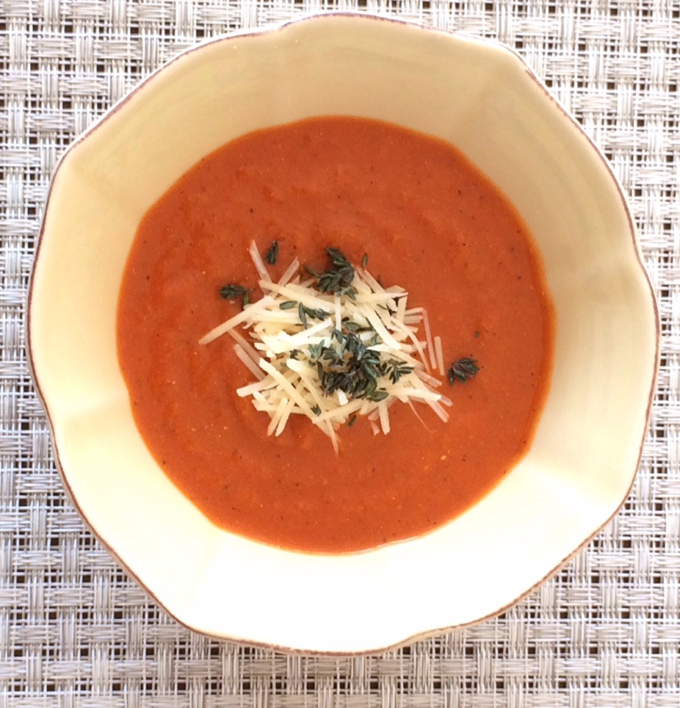 country tomato soup
